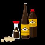 薄口>濃口>低塩>減塩!あと少しだけ醤油に興味を持って下さい!